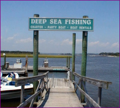 Coastal brunswick county photo gallery for Deep sea fishing nc